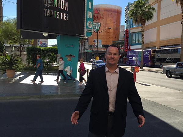 Las Vegas Bail Bondsman and Bounty Hunter Marc Gabriel